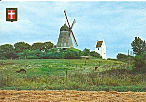 Danish Country Side Panorama Cs11054