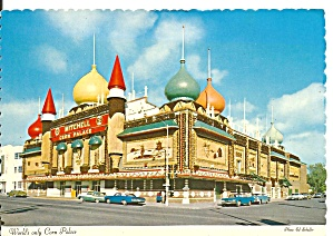 Corn Palace Mitchell Sd Cs11068