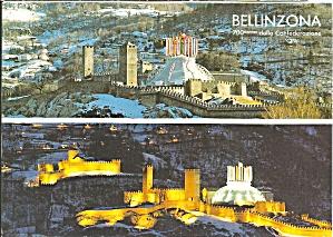Bellinzona Switzerland Two Views cs11071 (Image1)