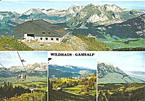 Wildhaus Obertoggenburg Switzerland Cs11076