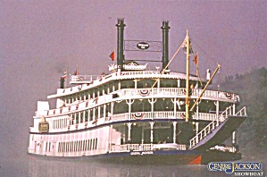 General Jackson Showboat Cs11085