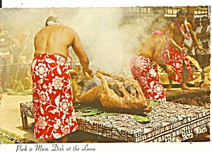 Luau Pig Roast in Hawaii cs11099 (Image1)