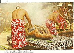 Luau Pig Roast in Hawaii cs11099 (Image1)