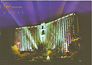 Orlando FL The Rosen Centre Hotel at night cs11108 (Image1)