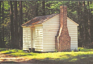 Hobcaw Barony Georgetown SC The Witch Doctor s House cs11124 (Image1)