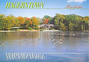Hagerstown Md City Park Cs11131