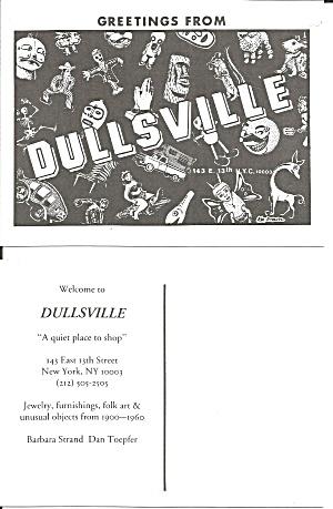 Dullsville New York City A Quite Place to Shop CS11133 (Image1)
