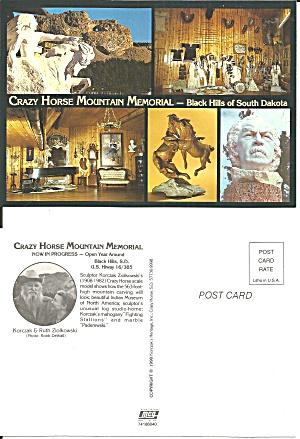 Crazy Horse Mountain Memorial Black Hills SD CS11144 (Image1)