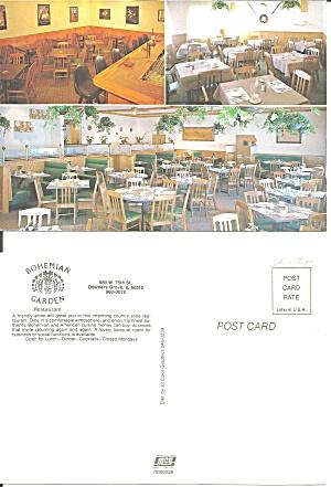 Grove IL Bohemian Garden Restaurant CS11157 (Image1)