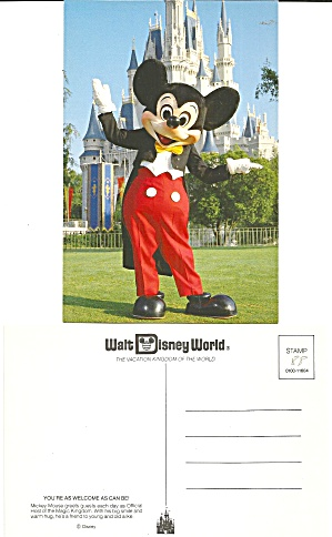 Mickey at Magic Kingdom cs11177 (Image1)