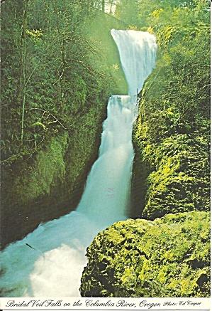 Bridal Veil Falls on the Columbia River OR cs11179 (Image1)