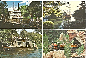 Walt Disney World Frontier Land Cs11190