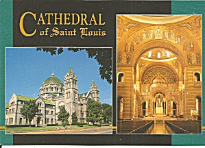 St Louis Mo Cathedral Of Saint Louis Cs11197