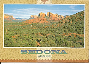 Sedona AZ  Cathedral Rock cs11201 (Image1)