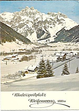 Werfenweng  Austria Wintersportplatz cs11212 (Image1)