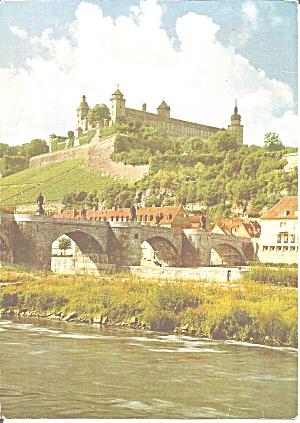 Wurzburg Germany  Castle  Marienberg cs11233 (Image1)