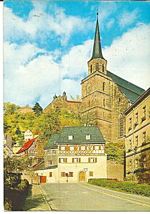 Kulmbach Germany Petrikirche Church cs11234 (Image1)