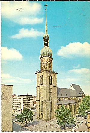 Dortmund Germany St Reinoldi Church cs11247 (Image1)