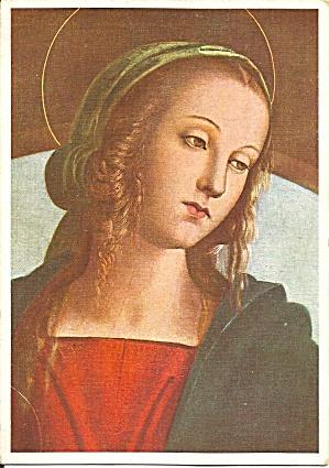 Italien Madonna Perugini from painting cs11248 (Image1)