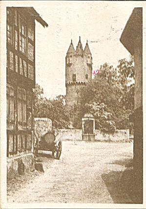 Steinheim Germany Schlossbrunnen cs11257 (Image1)