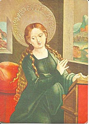 Madonna from a Matthias Grünewald painting cs11290 (Image1)