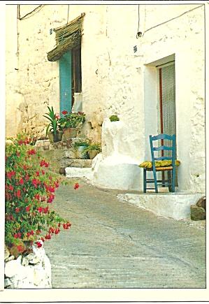 Spain  House Doorway Scene cs11309 (Image1)