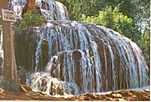 Monasterio de Piedra Spain Postcard cs1130 (Image1)