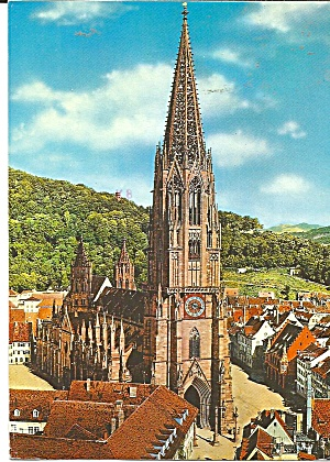 Breisgau Germany  Cathedral cs11313 (Image1)
