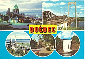 Quebec Canada Multi Views Cs11357