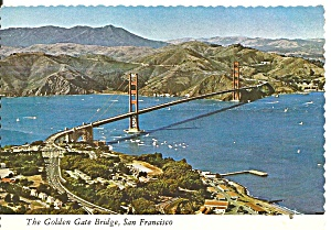 Golden Gate Bridge San Francisco Ca Cs11384