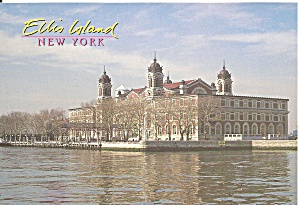 Ellis Island New York City Main Building cs11410 (Image1)