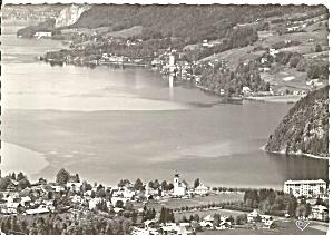 Wolfgangsee Austria Postcard cs11440  (Image1)