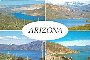 Scenes of Four Arizona Lakes cs11454 (Image1)