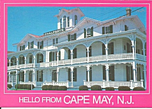 Cape May Nj The Chalfonte Hotel Cs11467