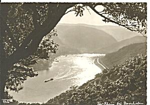 Rhine River Germany postcard cs11494 (Image1)