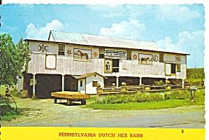PA Dutch Hex Barn cs11496 (Image1)
