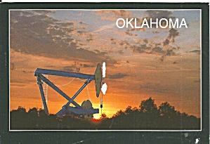 Pump Jack Oklahoma Oil Field cs11514 (Image1)
