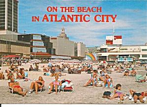 Atlantic City NJ On The Beach cs11541 (Image1)
