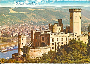 Palace Stolzenfels Germany Cs11551