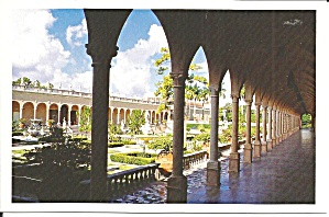 Museum Of Art Courtyard Ringling Museum Florida Cs11569