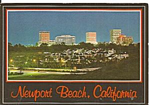 Newport Beach CA postcard cs11576 (Image1)