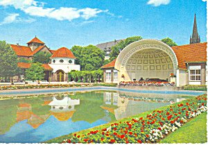 Bad Nauheim, Germany Postcard 1965 (Image1)