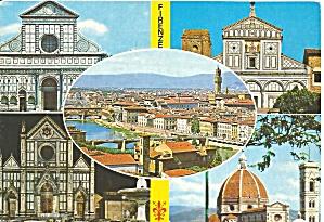 Florence Italy Five Views cs11590 (Image1)