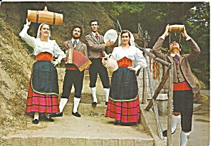 Monticchio Italy Lucani Costumes cs11621 (Image1)