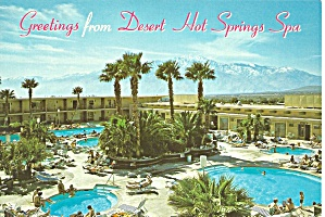 Desert Hot Springs Spa Ca Cs11622