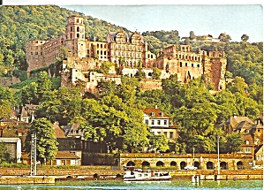 Heidelberger Germany Palace Heidelberger Cs11630
