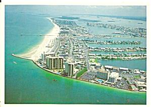 Clearwater Beach FL Aerial View cs11635 (Image1)