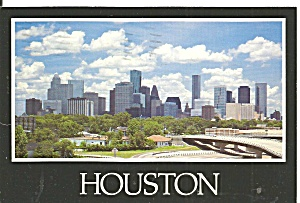 Houston Tx Skyline Cs11647