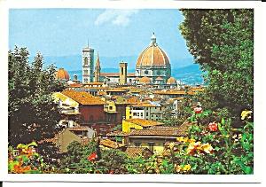 Florence Italy Panorama View cs11662 (Image1)