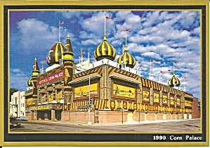 1990 Corn Palace Mitchell Sd Cs11670